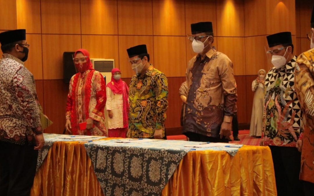 Two Academics of UIN Jakarta were appointed as BAZNAS officials