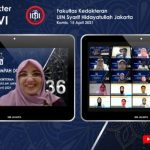 FK UIN Jakarta Ambil Sumpah 12 Dokter Baru