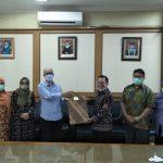 أجرت جامعة UIN Jambi زيارة دراسية مقارنة إلى جامعة UIN Jakarta