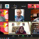 Himahi FISIP Gelar Webinar Kiprah Diplomat Indonesia di Mancanegara