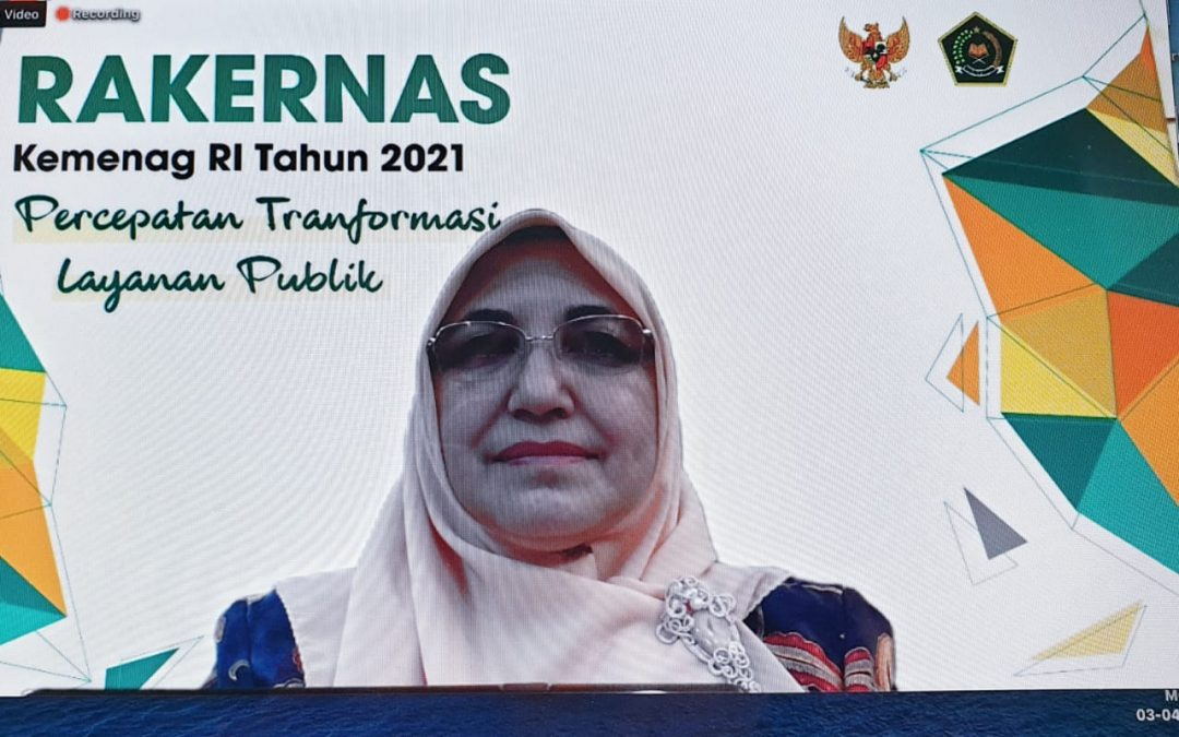 UIN Jakarta supports the MORA public services transformation program