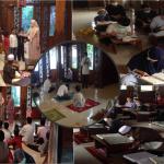 To teach the basics of Islam, Nursing science student organize the Pesantren Kilat