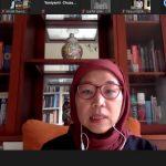 Neng Dara Affiah leads the Ushuluddin Faculty alumni association