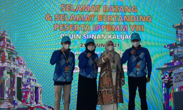 UIN Jakarta ready to bring medals home from the IPPBMM VIII in Yogyakarta