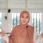 Nadya Syahda Faradillah Sumbang Perak di Cabang Seni Dai-Daiyah Putri