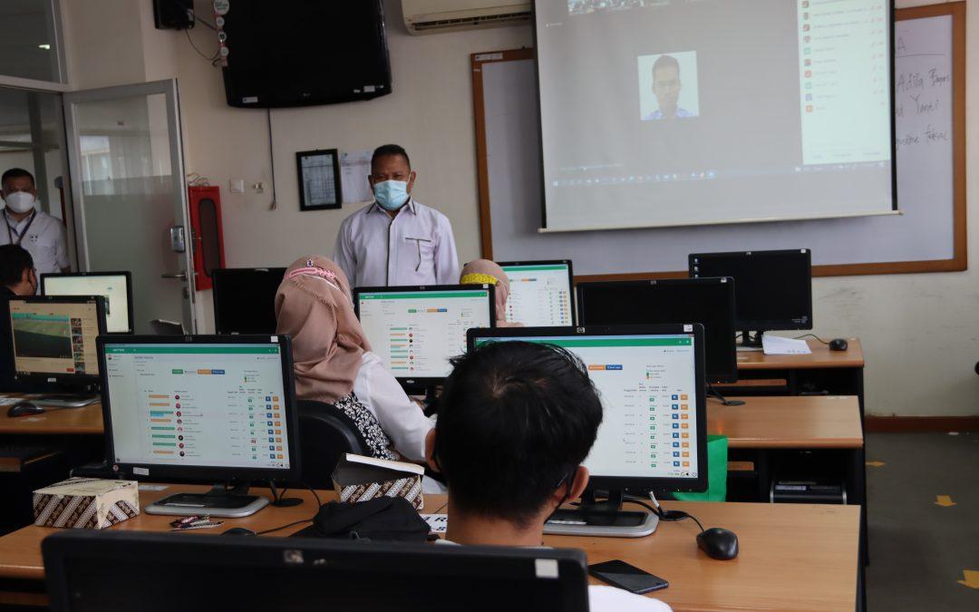 Ujian Mandiri UIN Jakarta Diikuti 33 Peserta Difabel