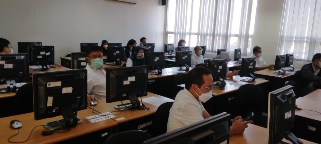 SPMB Mandiri UIN Jakarta Berlangsung Lancar