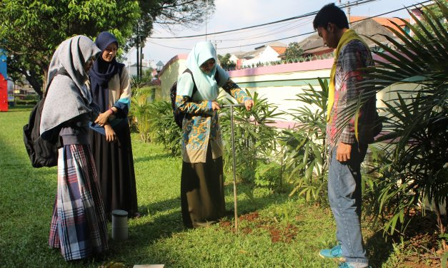 Rector: UIN Jakarta is committed to implement a green campus