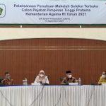 UIN Jakarta facilitates the Echelon II selection process for the Ministry of Religious Affairs