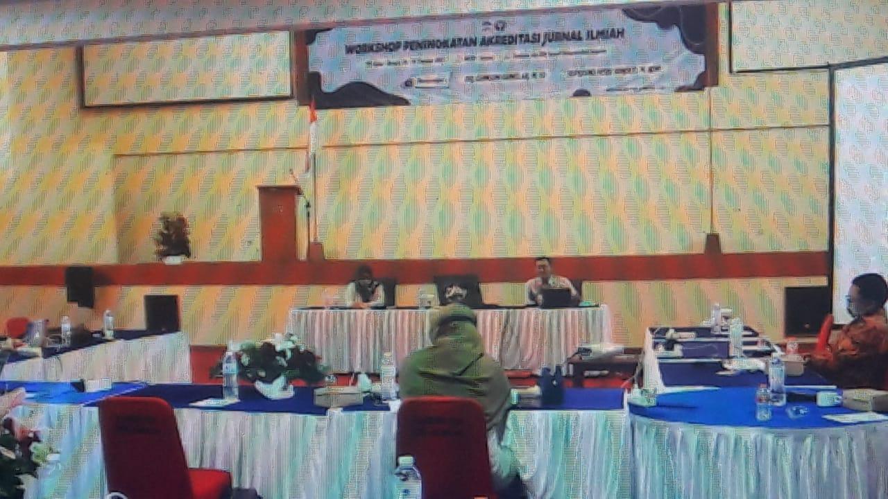 Genjot Akreditasi, FPsi Gelar Workshop Peningkatan Mutu Jurnal Ilmiah