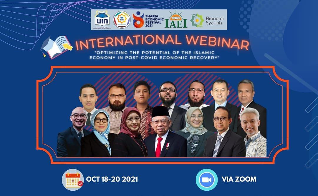 HMPS islamic economics holds international webinar on the optimization of Islamic Economic potential